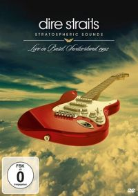Cover Dire Straits - Stratospheric Sounds - Live In Basel, Switzerland, 1992 [DVD]